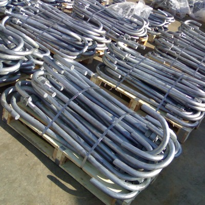 PSM Hot Deep Galvanized Anchorbolts