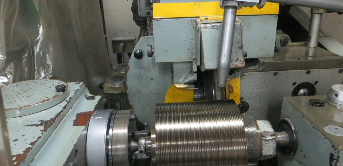 PSM Rollers Making Machine